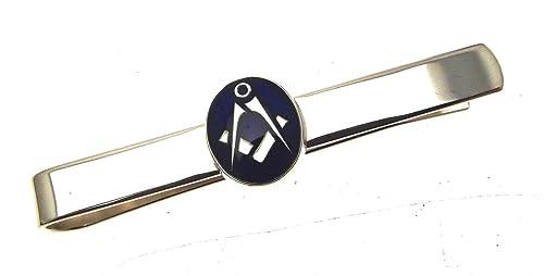 Pin de corbata, Masónico Masónico 925 plata de corbata Tie Pins ...