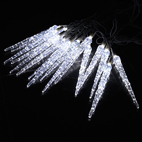 White 10 metre led icicle lights high quality outdoor led icicle white 10 metre led icicle lights high quality outdoor led icicle lights which are ideal mozeypictures Image collections