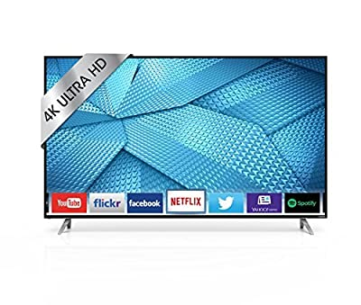 VIZIO M60-C3 60-Inch 4K Ultra HD Smart LED TV (Refurbished)