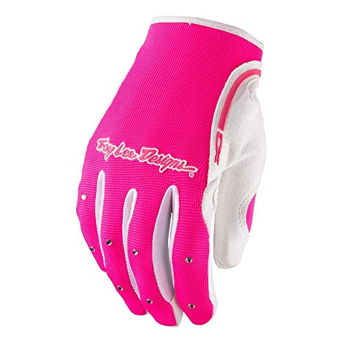 Troy Lee Designs Women's Offroad Motocross XC Glove (Small, Pink)