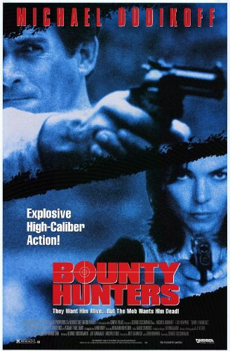 Beneficence Hunters Movie Poster (27 x 40 Inches - 69cm x 102cm) (1996) -(Michael Dudikoff)(Lisa Howard)(Benjamin Ratner)(Freddy Andreiuci)