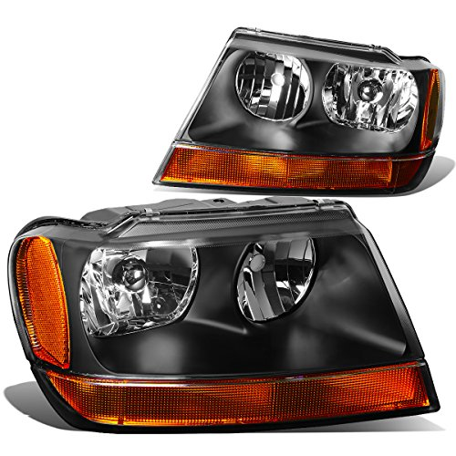 04 jeep cherokee headlights - 5