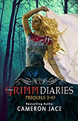 The Grimm Diaries Prequels volume 7- 10: Once Beauty Twice Beast, Moon & Madly, Rumpelstein, Jawigi (A Grimm Diaries Prequel Box set Book 2)