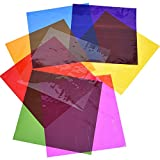 Outus Cello Sheets Cellophane Wraps, 8 by 8 Inch, 8 Colors, 104 Pieces (8 Colors): more info