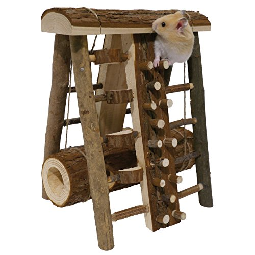 Rosewood Pet Activity Assault Course - Hamster & Small Animal