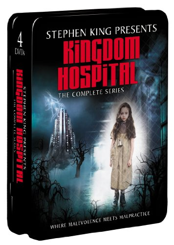 Kingdom Hospital: The Complete Series (Four-Pack + Tin Packaging) by Madacy (Music Distributor)
