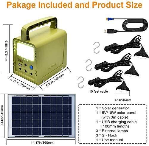 kit solar echo worthy