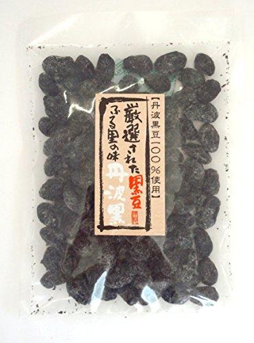 Price comparison product image Kimura Foods Tamba black beans squeezed 150g