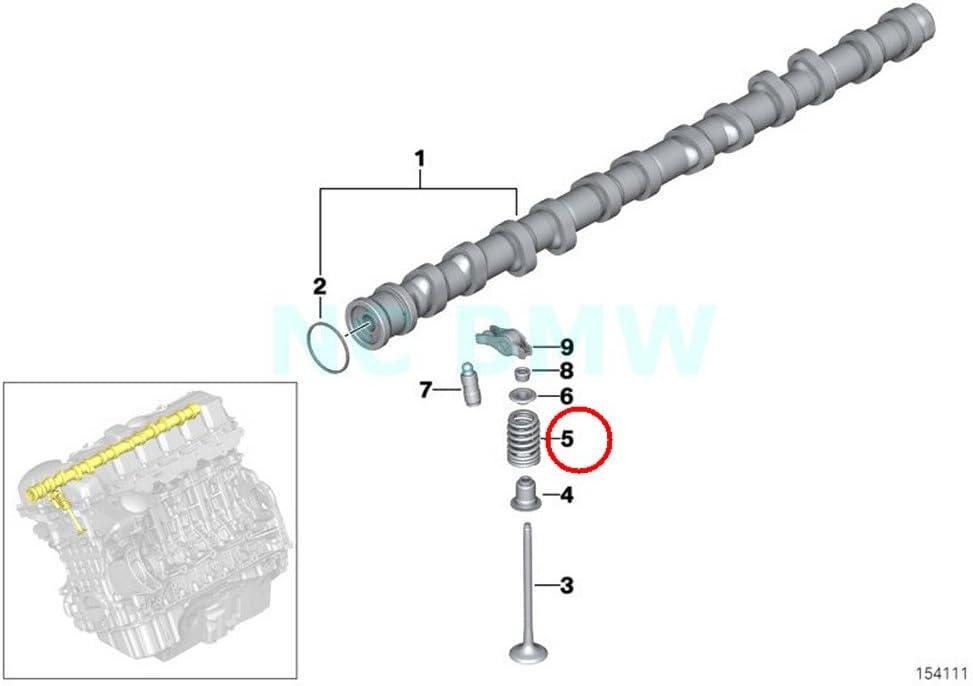 Engine Cooling & Climate Control BMW 11 34 7 563 459 Engine Valve ...