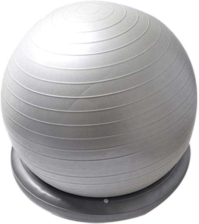 antideflagrante Anello Fisso Palla da rimessa in Forma sferica da Yoga posizionando lanello di Fissaggio per Uso Domestico Pallone da Ginnastica Palla da Yoga Funihut Spesso