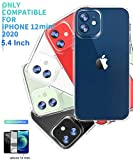 AEDILYS Compatible with iPhone 12 mini Case