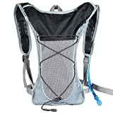Best Music Posters Bladder Backpack with 70-Ounce TPU Hydration Bladder