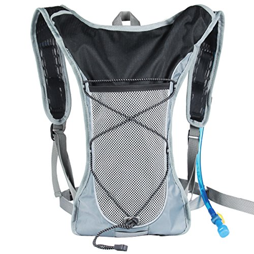 Systems Hydration Camelback (Best Music Posters Bladder Backpack with 70-Ounce TPU Hydration Bladder )