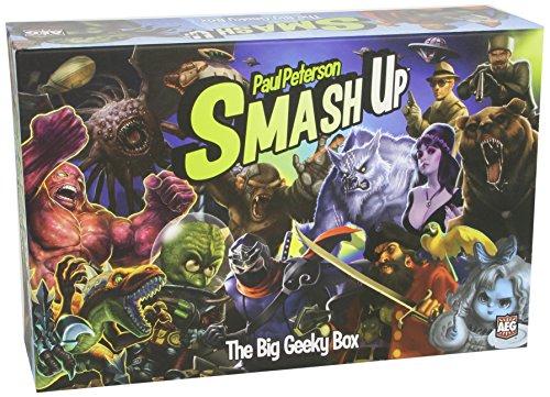 Smash Up Big Geeky Box Game