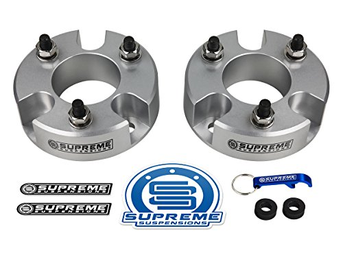 - Nissan Frontier Leveling Kit 3