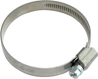 5x Colliers De Serrage Tuyau Pinces colliers pour tuyaux 60mm-80mm
