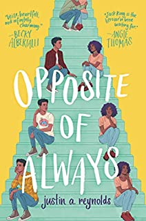 Book Cover: Opposite of Always