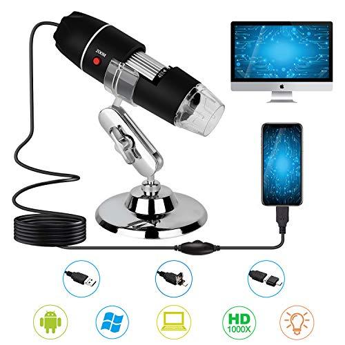 🥇 USB Digital Microscope