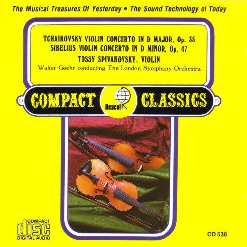Tchaikovsky Violin Concerto in...