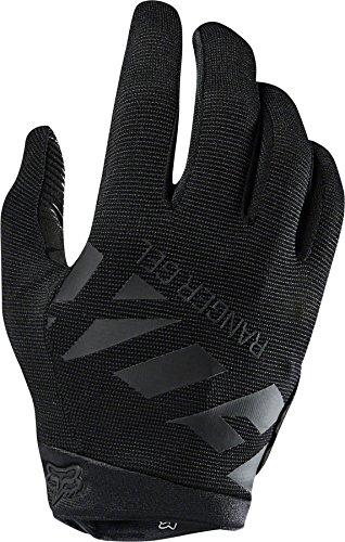 Fox Racing Ranger Gel Glove - Men's Black/Black, -
