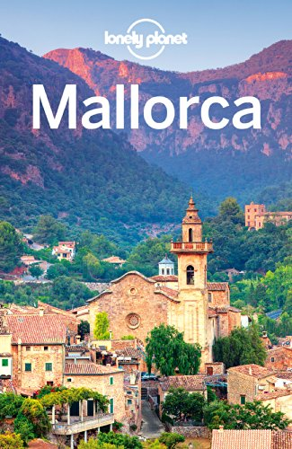 Lonely Planet Mallorca Travel Guide ebook