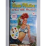 Bette Midler - Art Or Bust [VHS] [1984]
