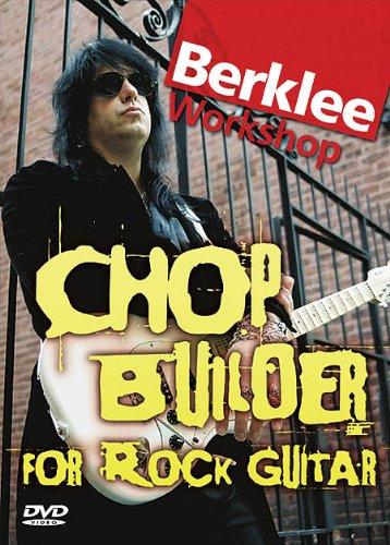 Rock Workshop (Chop Builder for Rock Guitar: Berklee Workshop Series)