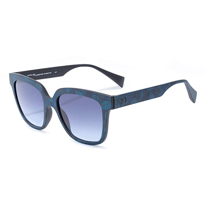 italia independent IS027-TAB-022 Gafas de sol, Azul, 52 para ...