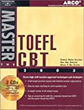 img - for Master the Toefl Cbt 2003: With CD-Rom (Arco Master the TOEFL (W/CD)) by Patricia Noble Sullivan (2001-10-25) book / textbook / text book