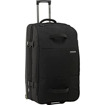 97a45baed8 Burton Wheelie Sub Travel Bag True Black Mens: Amazon.co.uk: Luggage