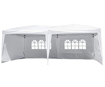 Ez Up Canopy 10x20 >> Party Tent Pop Up Canopy 10x20 Canopy Sun Ez Up Canopy Tent Instant Folding Canopy W Carrying Bag Waterproof