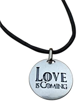 ComingPendentif VientGadget ArgentL'amour Plaqué Is Love OPkXiTuZ