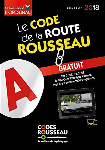 Le Code De La Route Rousseau 2018 French Edition