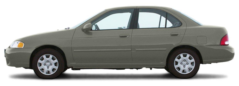 2001 Nissan Sentra GXE, 4 Door Sedan Automatic Transmission ...