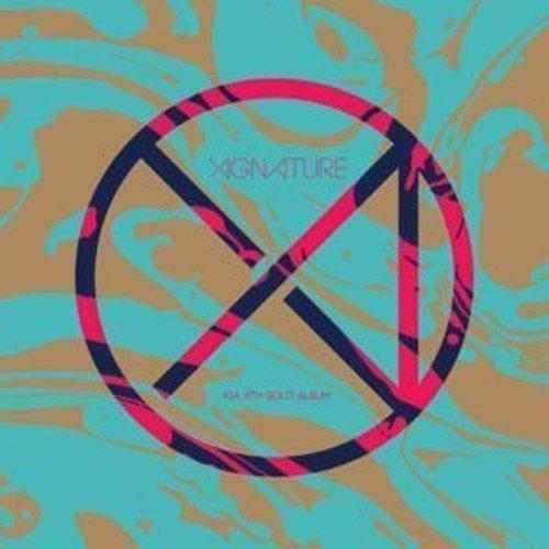CD : Xia - Xignature (Asia - Import)