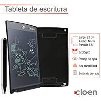 CLOEN Tableta de Escritura LCD de 8,5 Pulgadas.