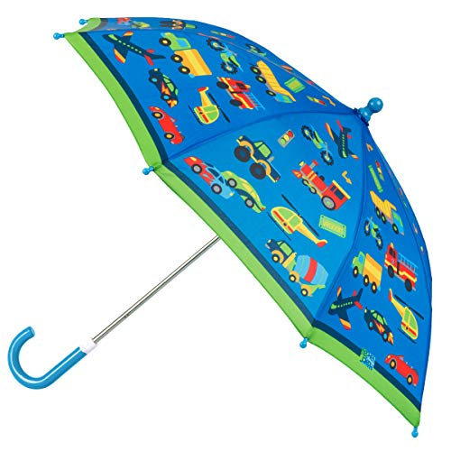 Stephen Joseph Boys' Little Print Umbrella, ()