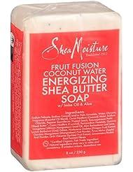 SheaMoisture Bar Soap, Fruit Fusion, 8 oz - 2pc by Shea Moisture