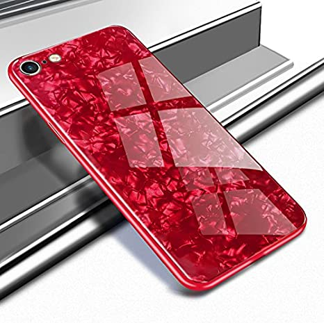 coque iphone 6 fine rouge