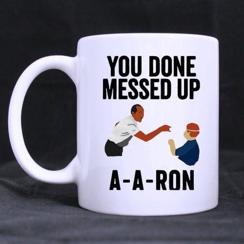 Taza de café o té con texto en inglés