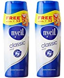 World Wide Nycil Cool Classic Powder - 150G (Comes With Glucon D Orange)