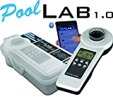 PoolLab 1.0 - 11 Parameter Pool Water Photometer with Bluetooth
