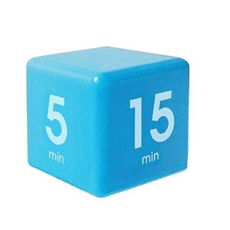 Compra Candy Color Cube Kitchen Timer Temporizador de Yoga 5 ...