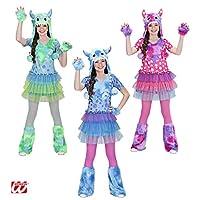 Aptafêtes–CS881606158Monster Girl costume–misura 158cm/11/13anni