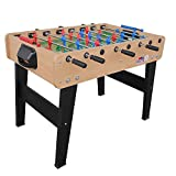 Roberto Sport Scout International Beech Foosball Table