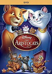 Everybody wants to be a cat! Disney's unforgettable classic THE ARISTOCATS swings like never before in high definition. Share all the heart, humor and irresistible music with your family in this jazzy Special Edition 2-Disc Combo Pack! In the heart o...