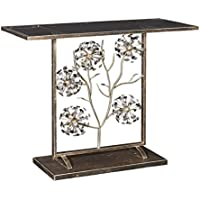Powell Furniture 16A8242C Dandelion Console Table, Small