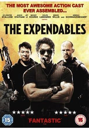 b4560016f The Expendables [DVD]: Amazon.com.au: Movies & TV Shows