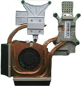 HK-Part Fan for HP Pavilion DV6-2000 DV6-2100 CPU Heatsink Cooling Fan SPS 579158-001 600868-001