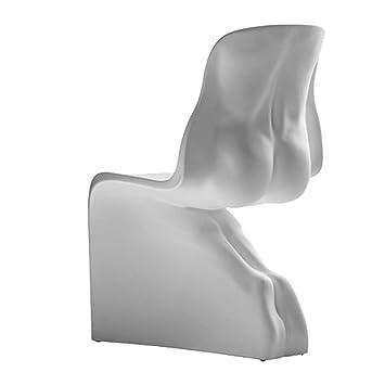d08df59fd60 Casamania Chaise Him Design Fabio Novembre - Couleur Blanc  Amazon ...